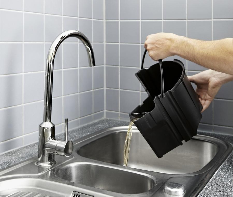 Удобная очистка - Моющий пылесос Karcher SE 5.100