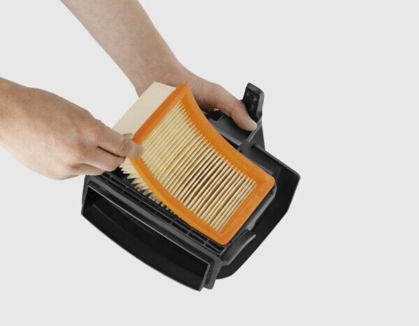 Хозяйственный пылесос Karcher WD 4 - фото 3