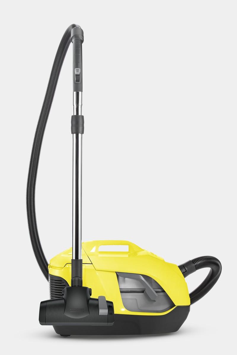 Пылесос с аквафильтром DS 6 - фото 6