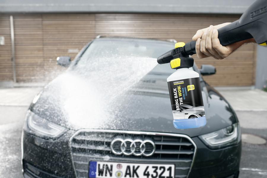 Средство для пенной очистки Ultra Foam
