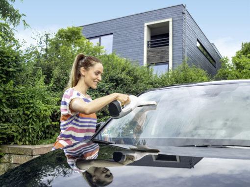 Стеклоочиститель Karcher WV 6 Premium для машины