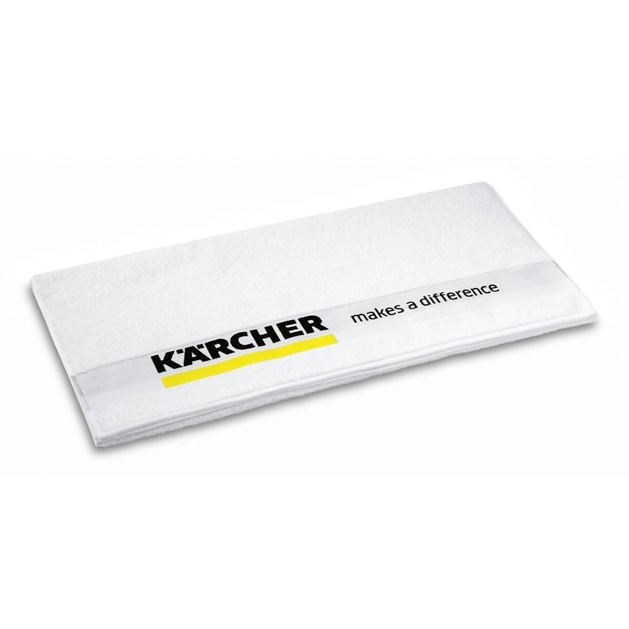 Махровое полотенце Керхер