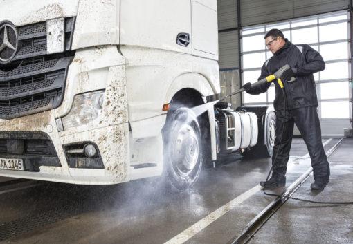 Аппарат высокого давлений HD 9/20-4M для грузовиков