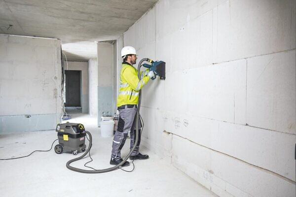 Пылесосы влажной и сухой уборки NT 30/1 Tact Te L Керхер в работе