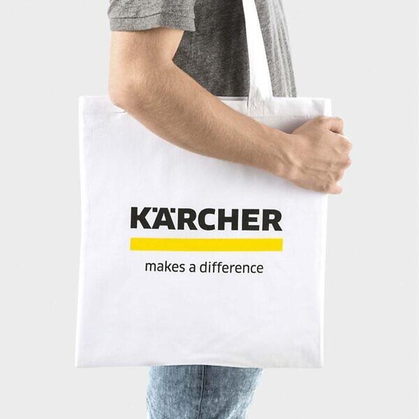 Тканевая сумка Керхер