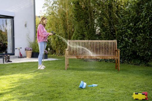 Чистящий пистолет Karcher WBS 3 для мытья садовой мебели