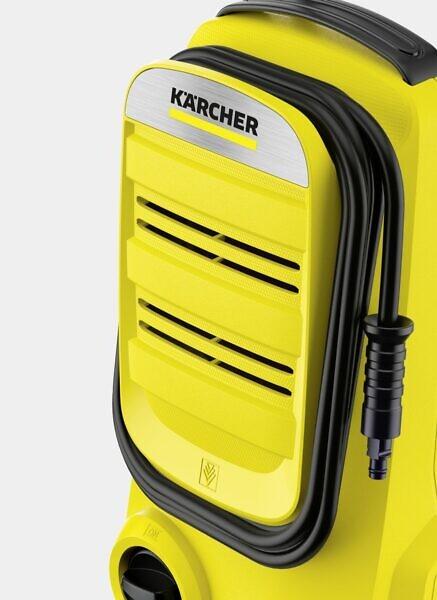 Минимойка Karcher K 2 Compact Car - фото 8