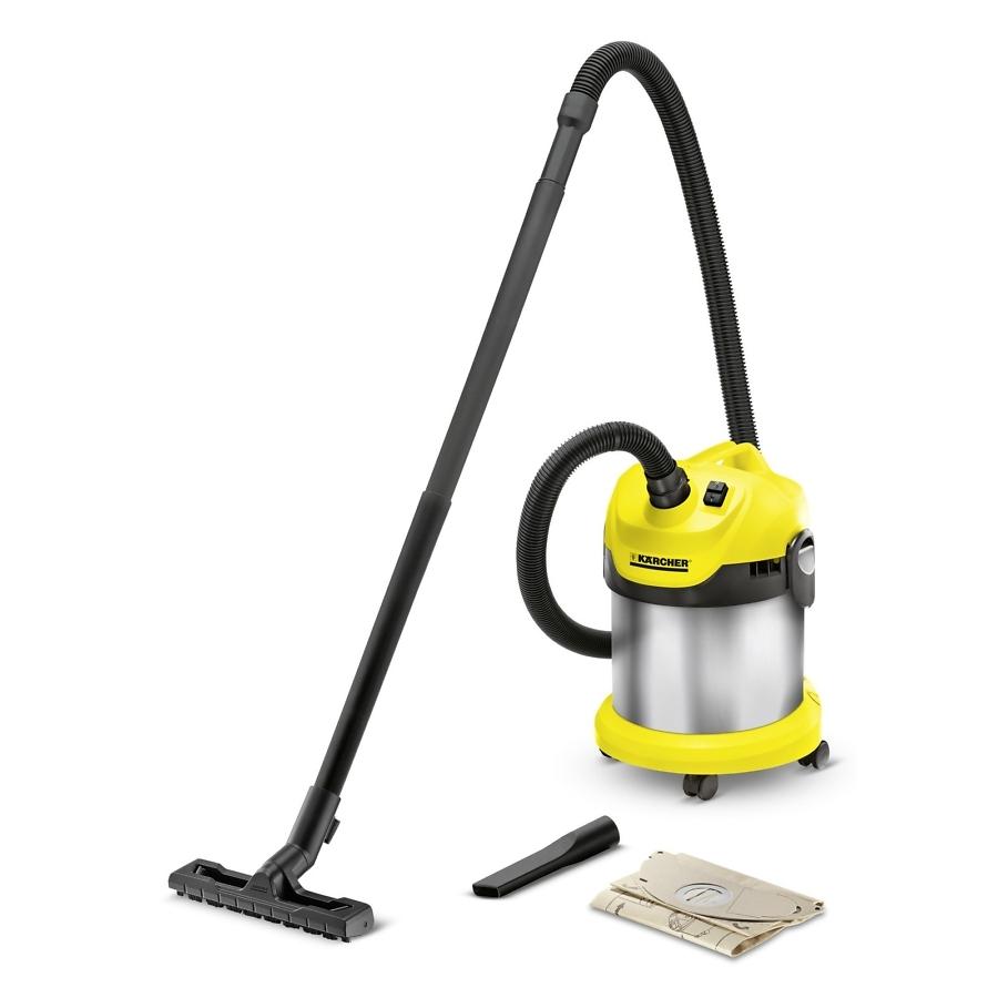 Хозяйственный пылесос Karcher WD 2 Premium Basic - фото 4