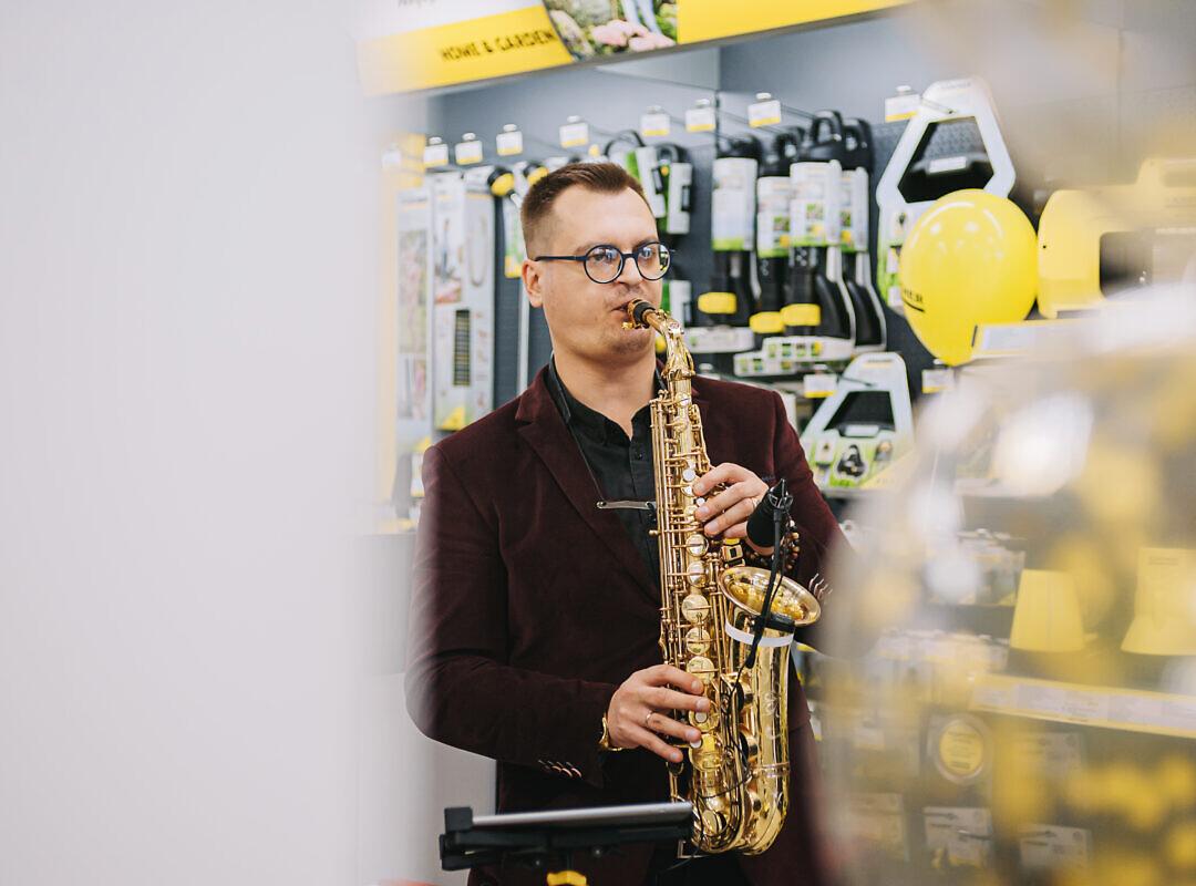 Открытие нового фирменного магазина Karcher в г. Брест